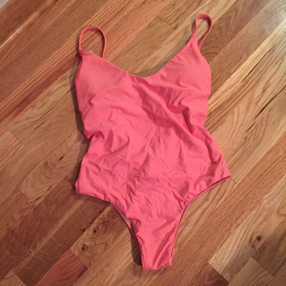 J. Crew Other - J. Crew Ruched Back One-piece Swimsuit, size 4